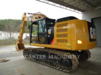 CATERPILLAR KETTEN-HYDRAULIKBAGGER 323FL CF equipment  photo 3