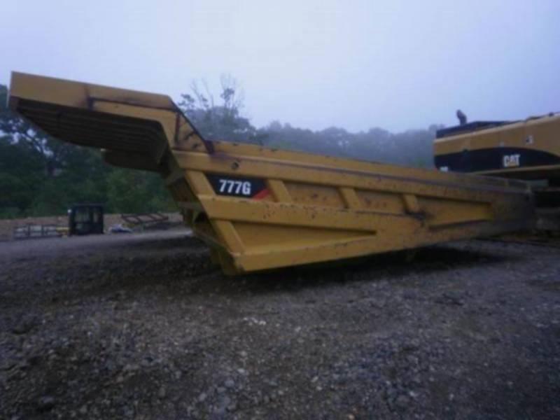 CATERPILLAR 鉱業用ダンプ・トラック 777G equipment  photo 10