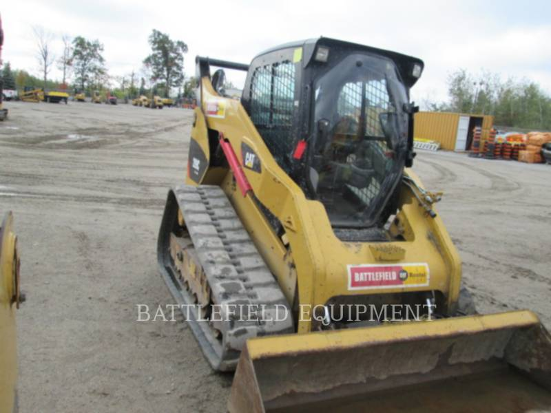 CATERPILLAR 多様地形対応ローダ 289C equipment  photo 8