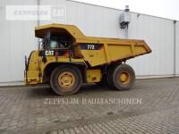 Equipment photo Caterpillar 772 CAMIOANE PENTRU TEREN DIFICIL 1
