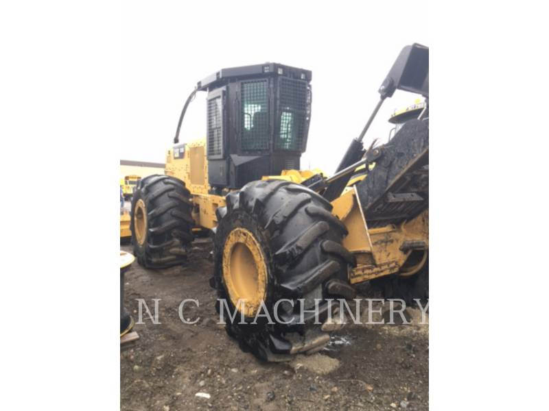 CATERPILLAR MACHINE FORESTIERE 535D equipment  photo 3