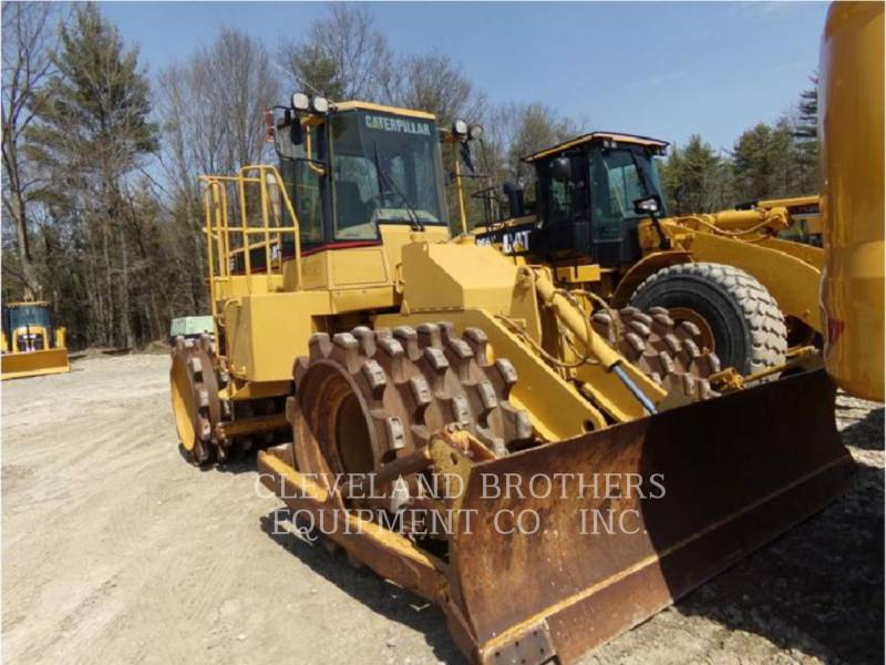 CATERPILLAR VERDICHTER 815F equipment  photo 1