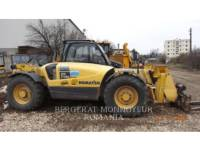 KOMATSU TELEHANDLER WH 714 H equipment  photo 2