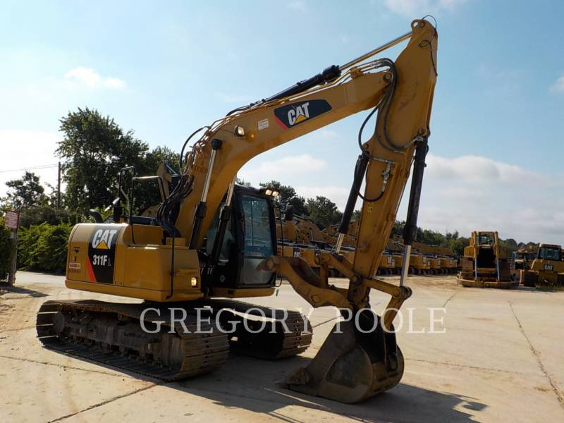 CATERPILLAR EXCAVADORAS DE CADENAS 311F L RR equipment  photo 4