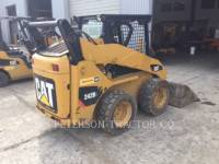 CATERPILLAR CHARGEURS COMPACTS RIGIDES 242B equipment  photo 5