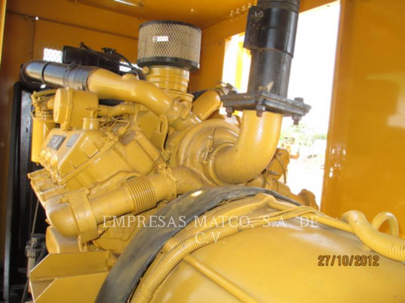 CATERPILLAR STATIONARY GENERATOR SETS 3208 equipment  photo 6