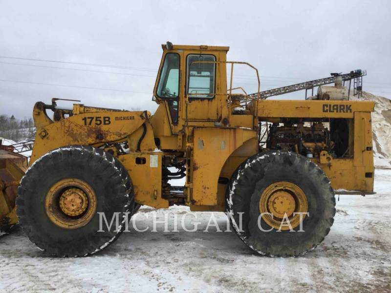 MICHIGAN CARGADORES DE RUEDAS 175B-C equipment  photo 16