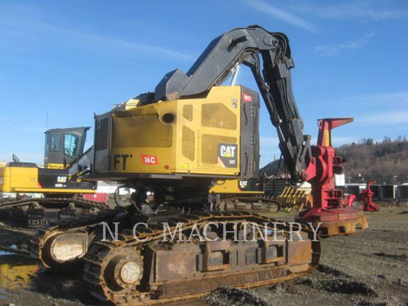 CATERPILLAR 林業用機械 532 equipment  photo 3