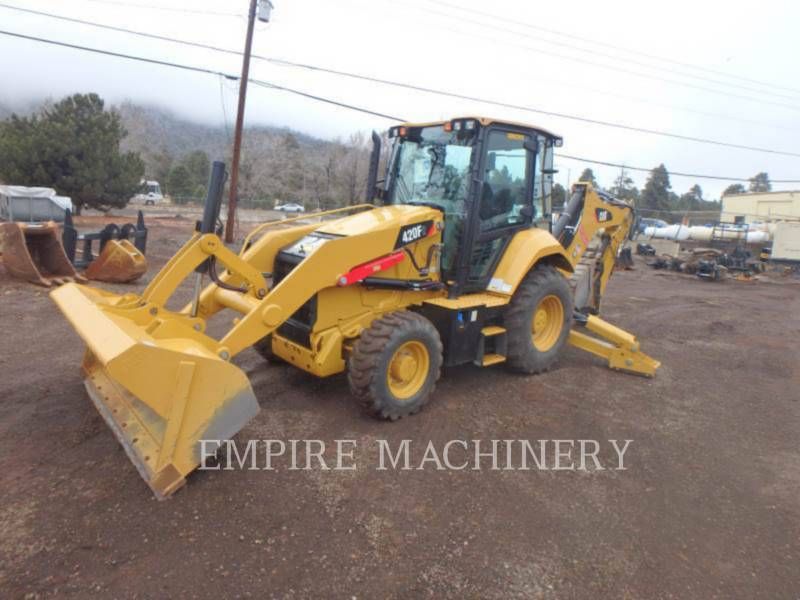 CATERPILLAR RETROEXCAVADORAS CARGADORAS 420F2ST equipment  photo 4