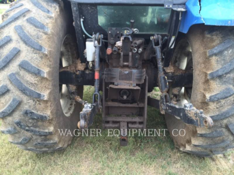 NEW HOLLAND LTD. TRACTORES AGRÍCOLAS TL90 equipment  photo 5