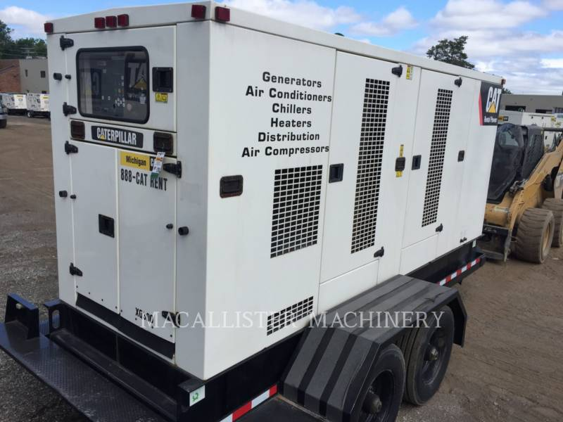 CATERPILLAR PORTABLE GENERATOR SETS XQ 300 equipment  photo 13