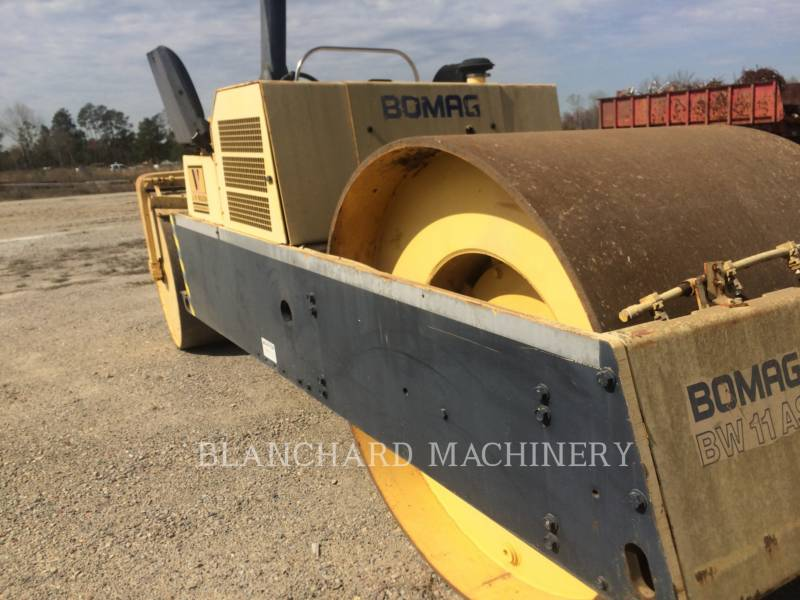 BOMAG COMPACTADORES DE SUELOS BW11AS equipment  photo 2