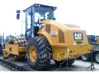 CATERPILLAR VIBRATORY SINGLE DRUM SMOOTH CP56B equipment  photo 2