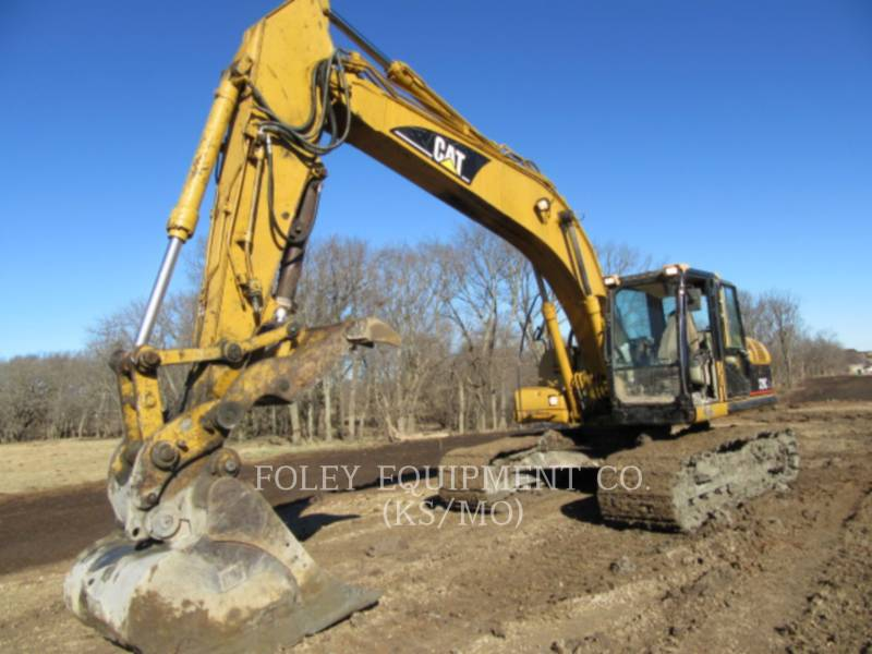 CATERPILLAR EXCAVADORAS DE CADENAS 320CL9 equipment  photo 1
