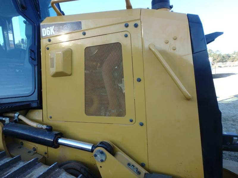 CATERPILLAR TRACTEURS SUR CHAINES D6K2LGP equipment  photo 22