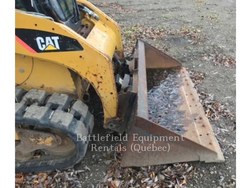 CATERPILLAR CARREGADEIRAS TODO TERRENO 259B3 equipment  photo 14