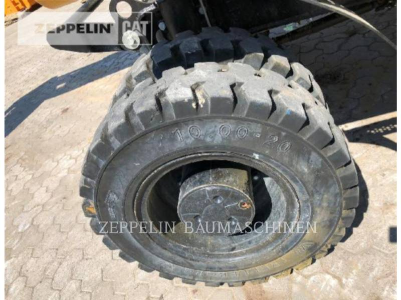CATERPILLAR ESCAVATORI GOMMATI M320F equipment  photo 14