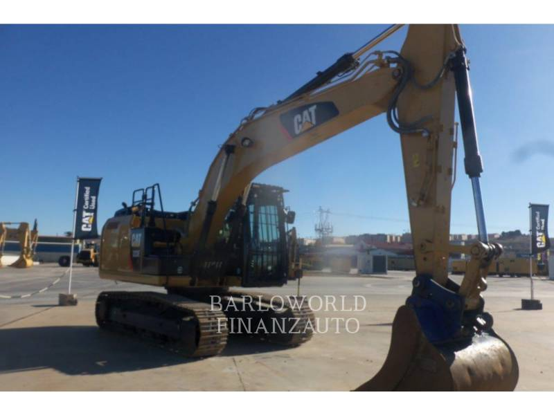 CATERPILLAR EXCAVADORAS DE CADENAS 323E equipment  photo 2