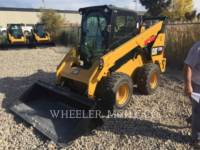 Equipment photo CATERPILLAR 272D2 C3H2 CHARGEURS COMPACTS RIGIDES 1