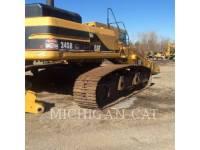 CATERPILLAR TRACK EXCAVATORS 345B MH equipment  photo 4