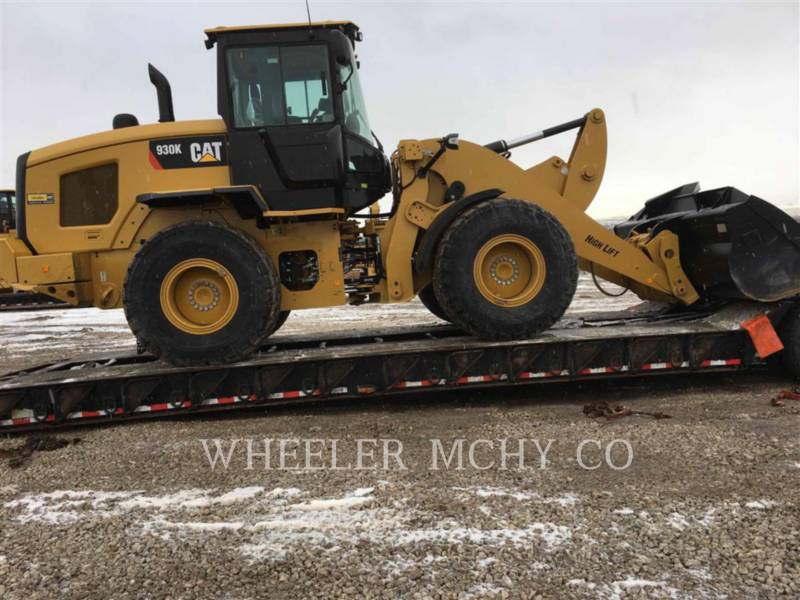 CATERPILLAR WHEEL LOADERS/INTEGRATED TOOLCARRIERS 930K HL QC equipment  photo 5