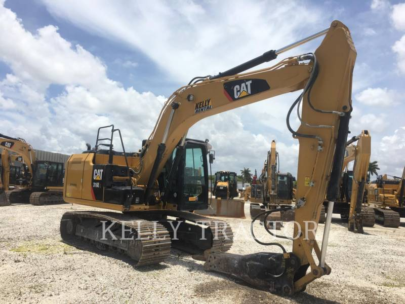 Caterpillar EXCAVATOARE PE ŞENILE 316EL equipment  photo 13