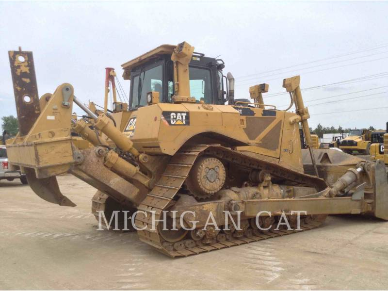 CATERPILLAR KETTENDOZER D8T CR equipment  photo 4