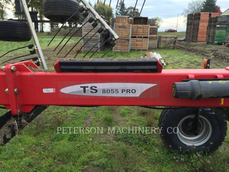 FELLA MATERIELS AGRICOLES POUR LE FOIN TS8055PRO equipment  photo 3