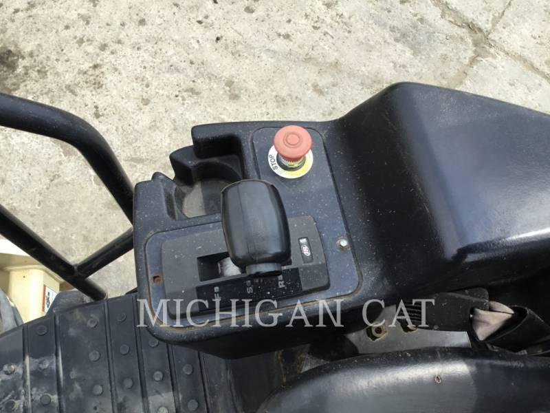 INGERSOLL-RAND VIBRATORY SINGLE DRUM SMOOTH SD45D equipment  photo 14