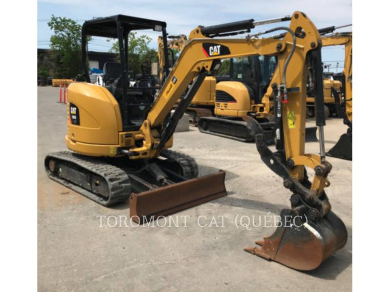 CATERPILLAR PELLES SUR CHAINES 303ECR equipment  photo 5