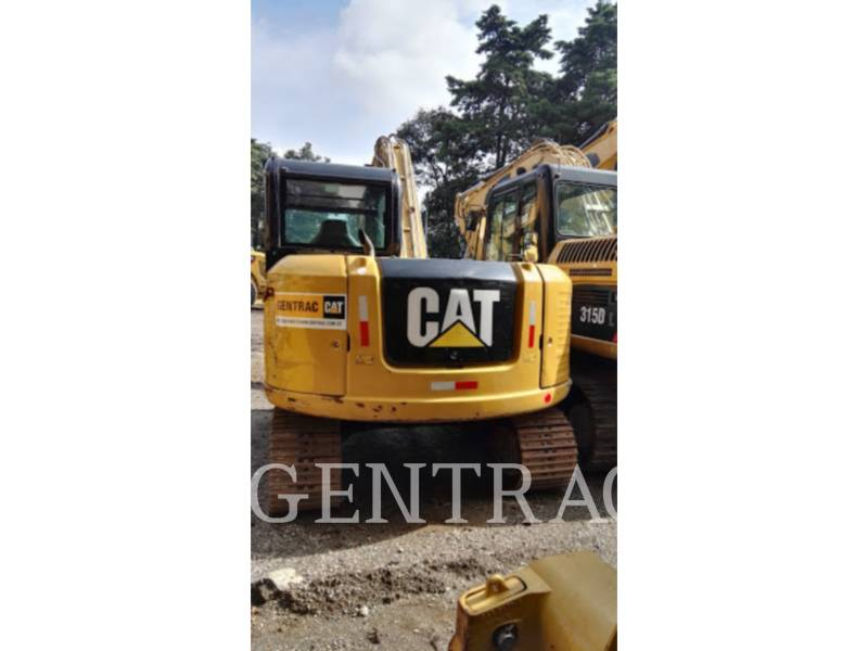 CATERPILLAR PELLES SUR CHAINES 307E equipment  photo 2