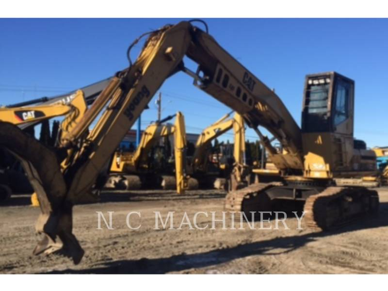 CATERPILLAR MACHINE FORESTIERE 330L LL equipment  photo 1