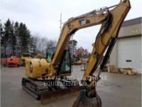 CATERPILLAR TRACK EXCAVATORS 308ECR equipment  photo 3