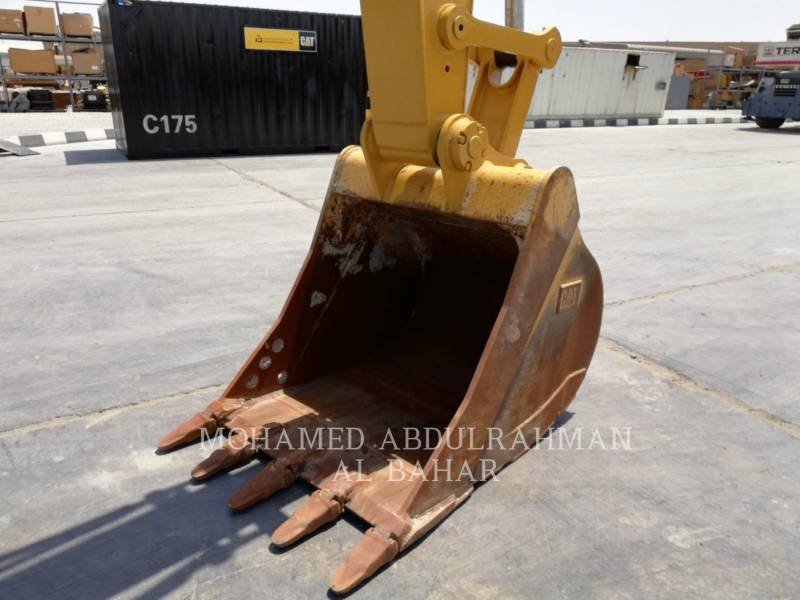 CATERPILLAR KETTEN-HYDRAULIKBAGGER 320 D L2 REACH equipment  photo 9