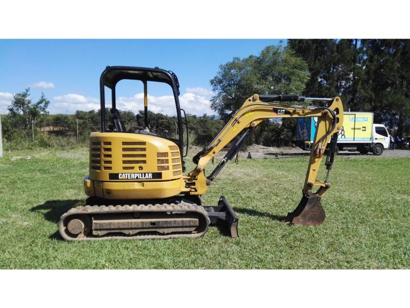 CATERPILLAR トラック油圧ショベル 302.7DCR equipment  photo 9
