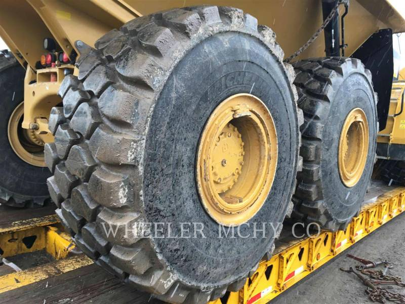 CATERPILLAR ARTICULATED TRUCKS 740B TG equipment  photo 11