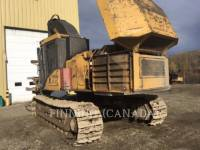 TIGERCAT FORESTRY - FELLER BUNCHERS - TRACK 870C equipment  photo 3
