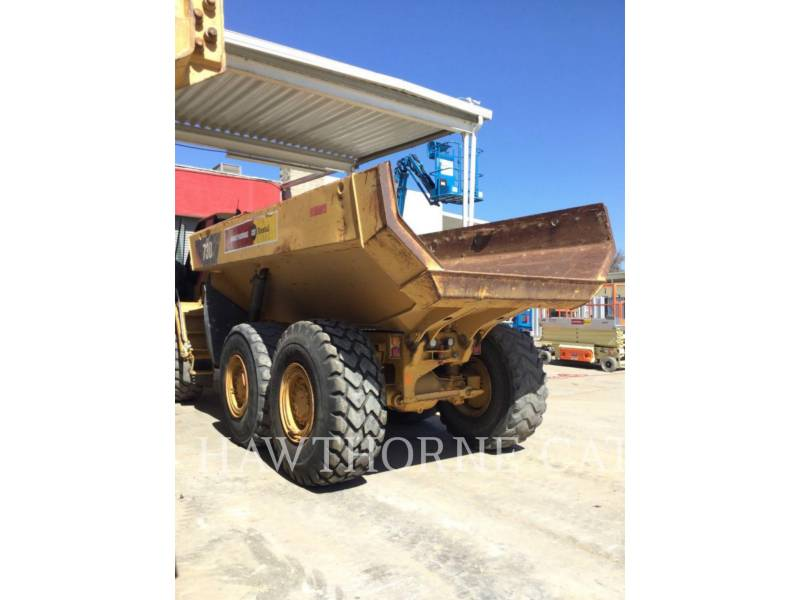 CATERPILLAR DUMPER ARTICOLATI 730 equipment  photo 6
