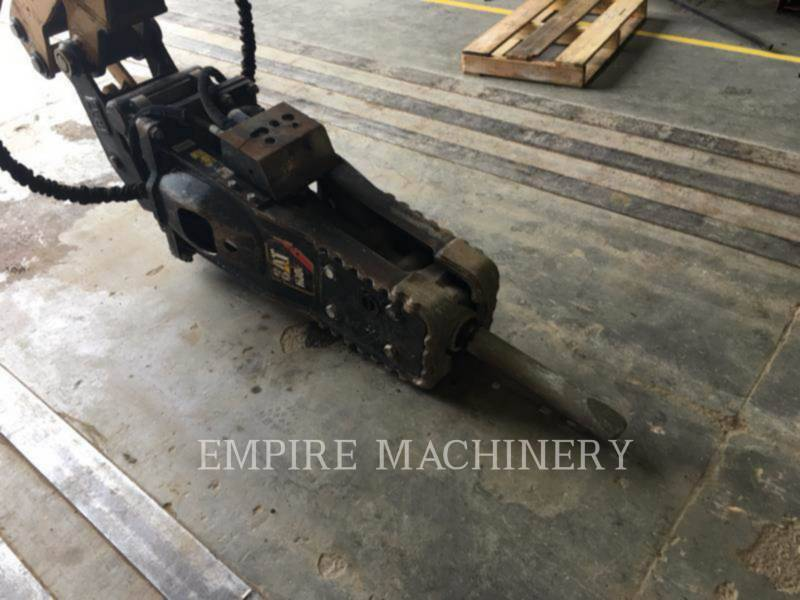 CATERPILLAR  HAMMER H80E 420 equipment  photo 3