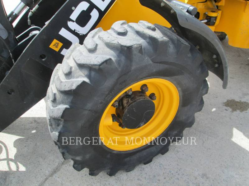 JCB WHEEL LOADERS/INTEGRATED TOOLCARRIERS 407BT4 equipment  photo 10