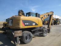 CATERPILLAR EXCAVADORAS DE RUEDAS M318D MH equipment  photo 3