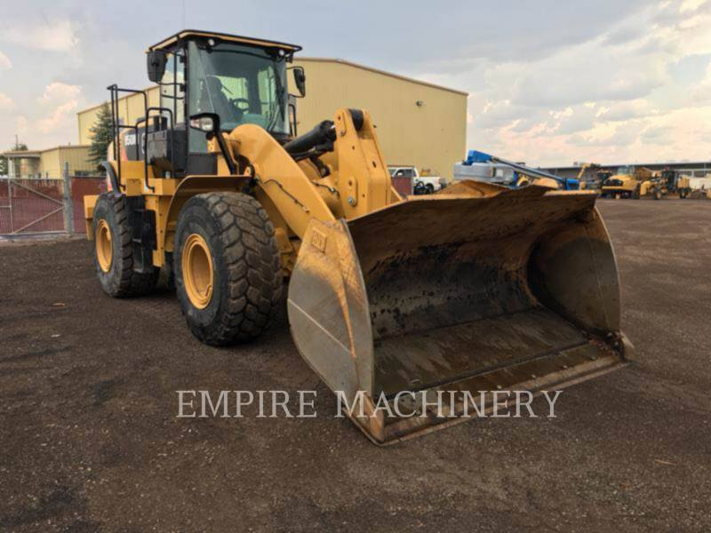 CATERPILLAR PALE GOMMATE/PALE GOMMATE MULTIUSO 950M equipment  photo 3