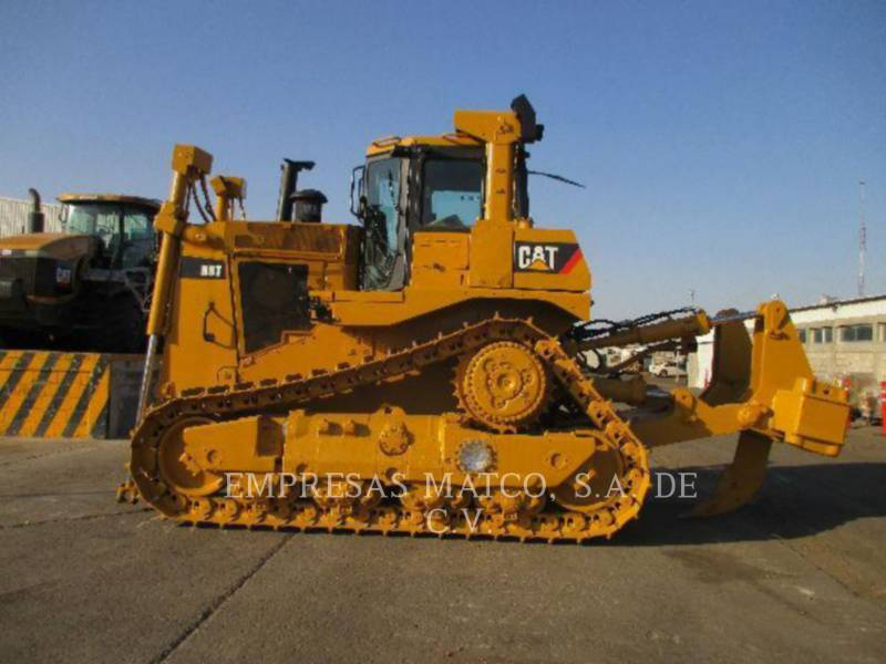 CATERPILLAR TRACTORES DE CADENAS D9T equipment  photo 1