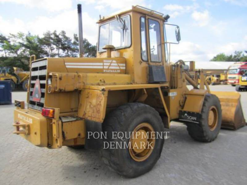 FIAT ALLIS WHEEL LOADERS/INTEGRATED TOOLCARRIERS FR12 equipment  photo 12