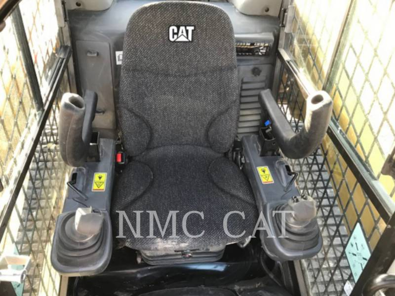 CATERPILLAR CARGADORES MULTITERRENO 287D equipment  photo 5
