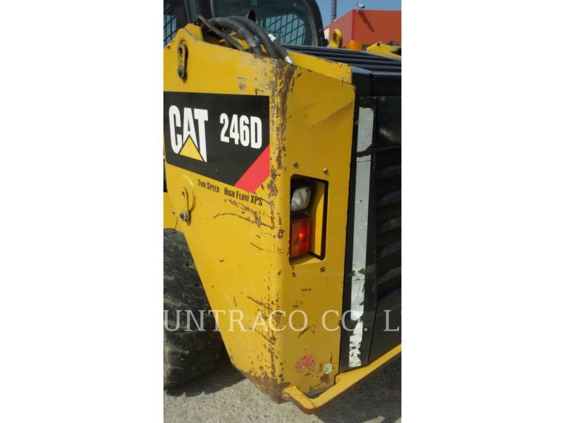 CATERPILLAR SKID STEER LOADERS 246 D equipment  photo 22