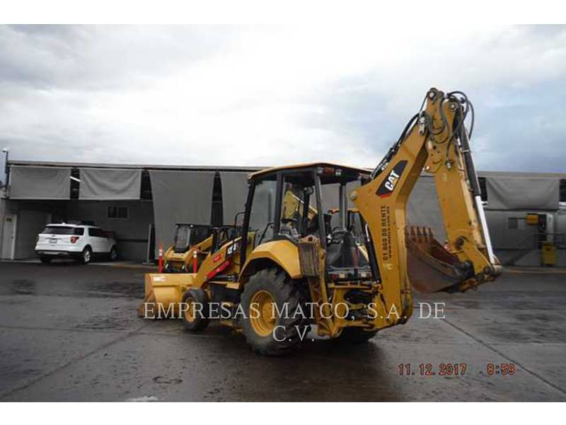 CATERPILLAR TERNE 420F2STLRC equipment  photo 3
