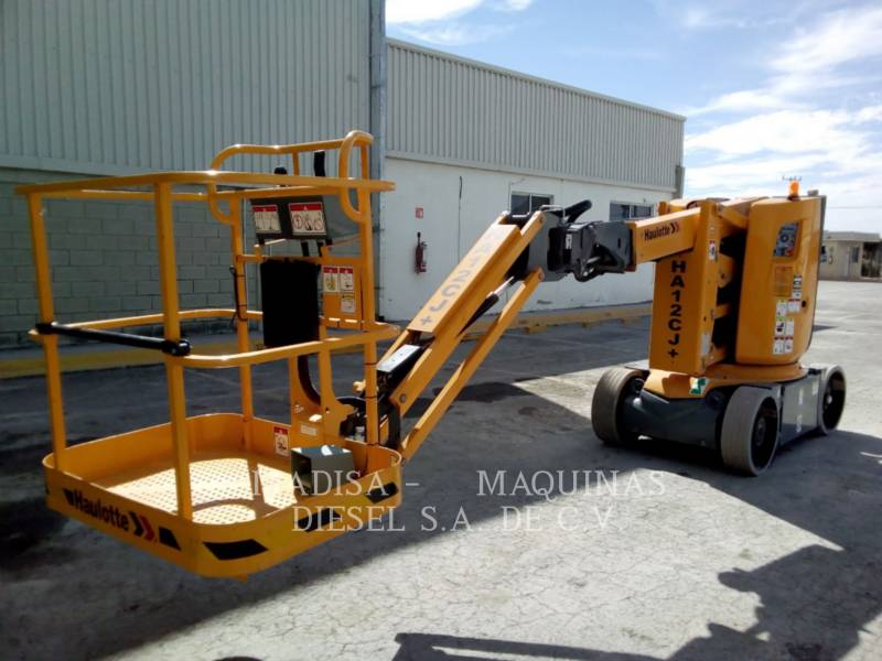 HAULOTTE LIFT - BOOM HA12 CJ equipment  photo 1