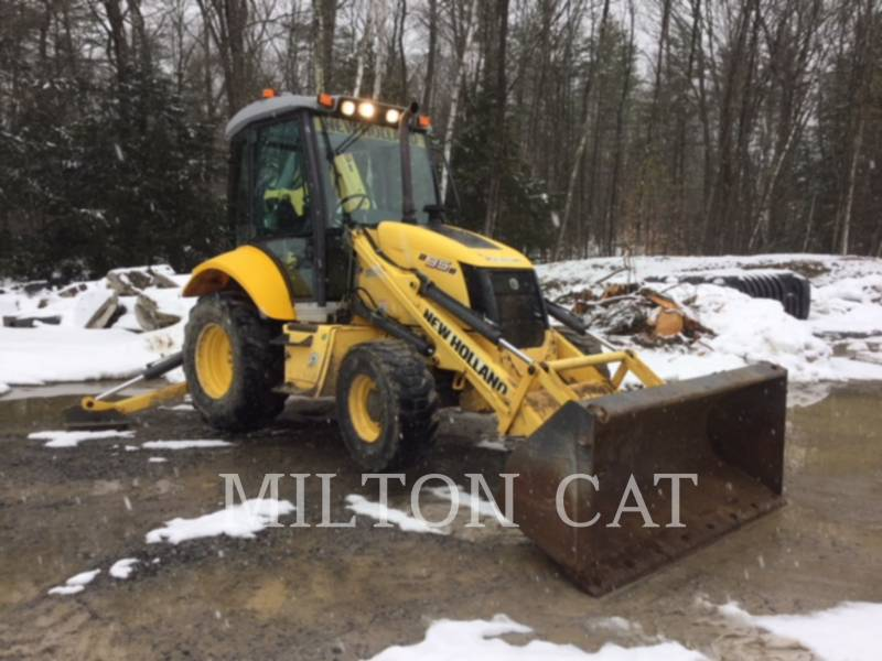 NEW HOLLAND LTD. RETROEXCAVADORAS CARGADORAS B95B equipment  photo 2