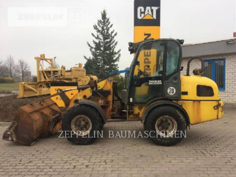 WACKER CORPORATION RADLADER/INDUSTRIE-RADLADER WL48 equipment  photo 3